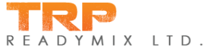 TRP ready mix logo
