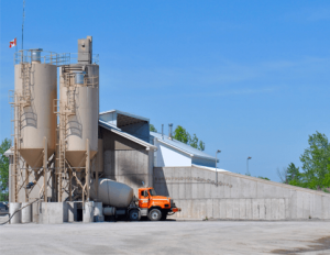 concrete ready mix TRP