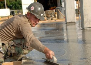 Choosing the right concrete contractor means asking the right questions and reviewing their work history.