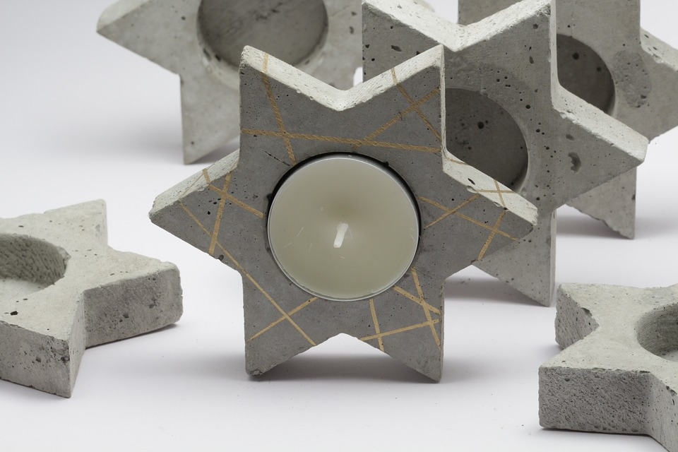 Ottawa concrete is being featured in home decor these days.